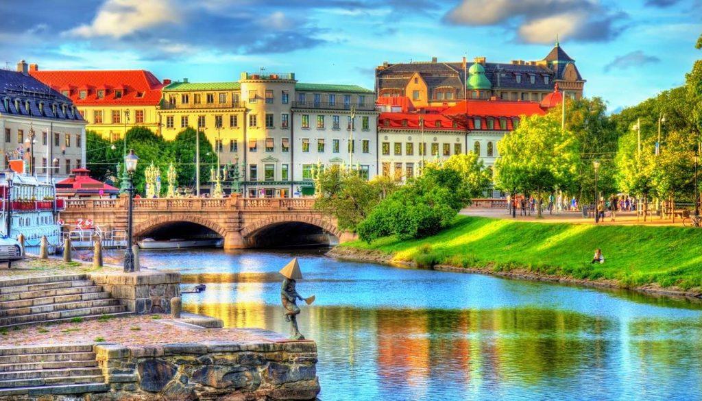 Bileta avioni prishtine Gothenburg