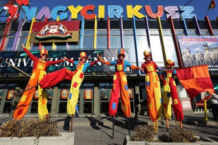 Cirku nagy cirkusz budapest hima travel