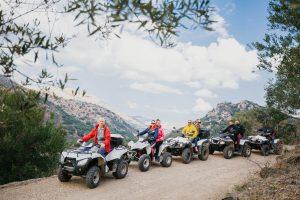 ATV Quad Safari Crete