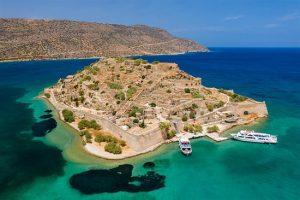 Ishulli Spinalonga Krete