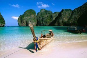 Pushime ne Tajlande