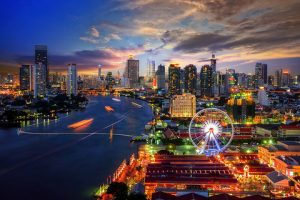 Pushime ne Bangkok