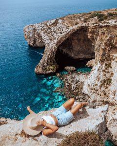 Pushime ne Blue Grotto