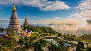 Pushime ne Chiang Mai