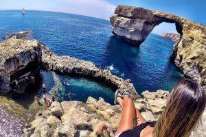 Pushime ne Gozo Malte