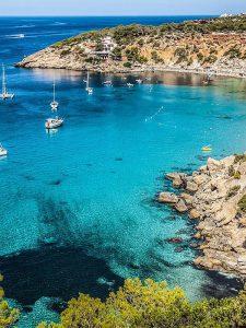 Pushime ne Ibiza