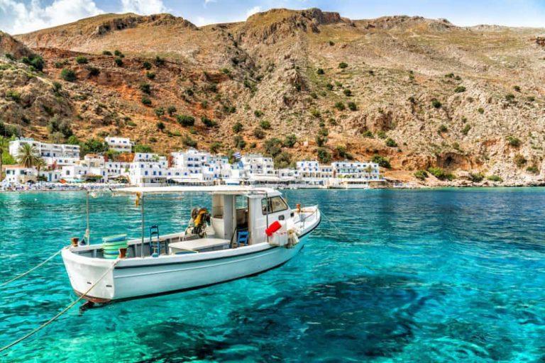 Pushime ne Krete