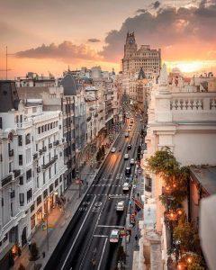 Pushime ne Madrid