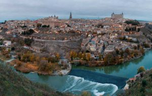 Pushime ne Toledo