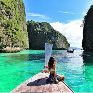 Pushime ne ishujt Phi Phi