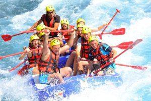 Rafting ne Side dhe Manavgat