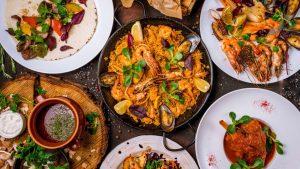 Ushqimi ne Spanje