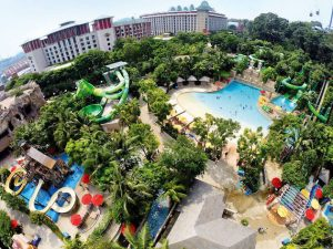 Adventure Cove Waterpark ne Singapor