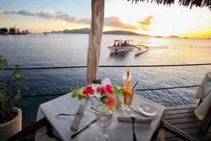 Darke Romantike ne Bora Bora
