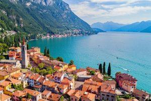 Liqeni Como Itali