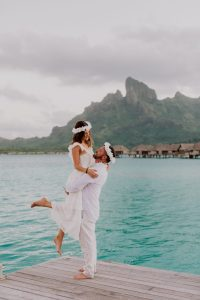 Martese ne Bora Bora