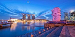 Parku Merlion ne Singapor