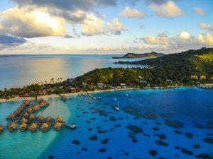 Plazhi Matira ne Bora Bora