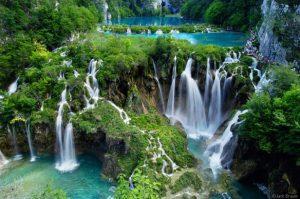 Plitvice National Park Kroaci