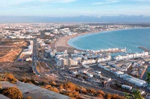 Pushime ne Agadir Marok