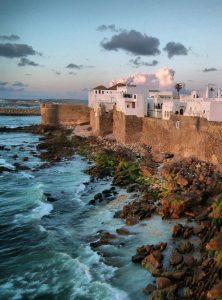 Pushime ne Asilah Marok