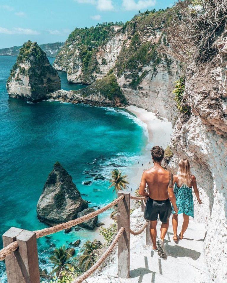 Pushime ne Bali