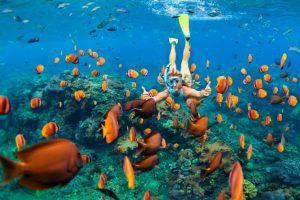 Pushime ne Banana Reef