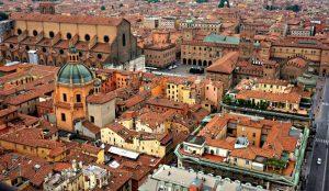 Pushime ne Bolonja Itali