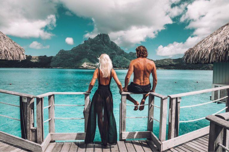 Pushime ne Bora Bora
