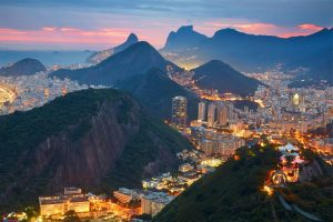 Pushime ne Brazil