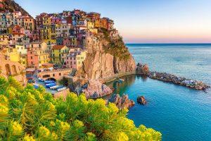 Pushime ne Bregun Amalfi Itali