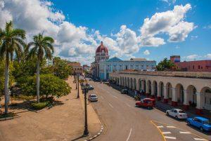 Pushime ne Cienfuegos Kube