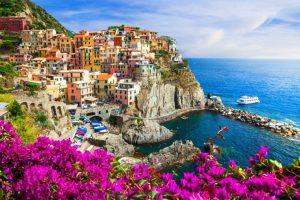 Pushime ne Cinque Terre Itali