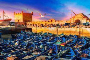 Pushime ne Essaouira (Mogador)