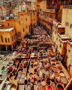 Pushime ne Fes Marok