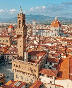 Pushime ne Firenze Itali