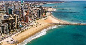 Pushime ne Fortaleza Brazil