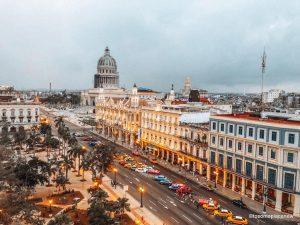 Pushime ne Havana Kube