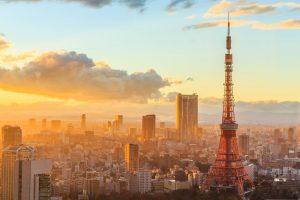 Pushime ne Japoni