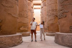 Pushime ne Luxor
