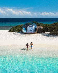 Pushime ne Maldive
