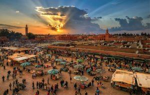 Pushime ne Marrakesh Marok
