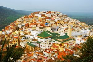 Pushime ne Meknes Marok
