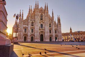 Pushime ne Milano Itali