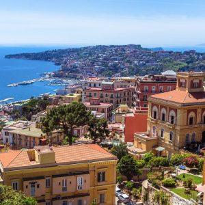 Pushime ne Napoli Itali