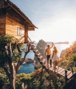 Pushime ne Nusa Penida
