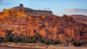 Pushime ne Ouarzazate Marok