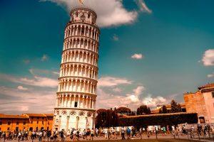 Pushime ne Pisa Itali