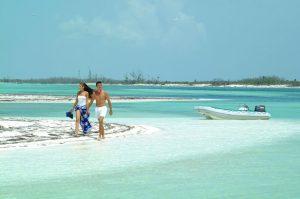 Pushime ne Playa Paraíso, Cayo Largo del Sur