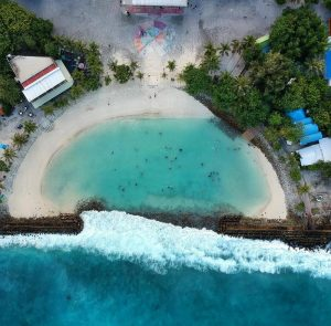 Pushime ne Plazhin Artificial Maldive